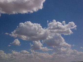 andando por las nubes