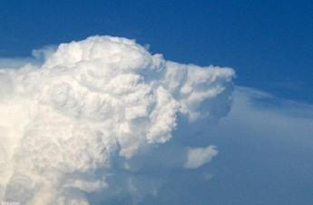 ¿sólo ves una nube?