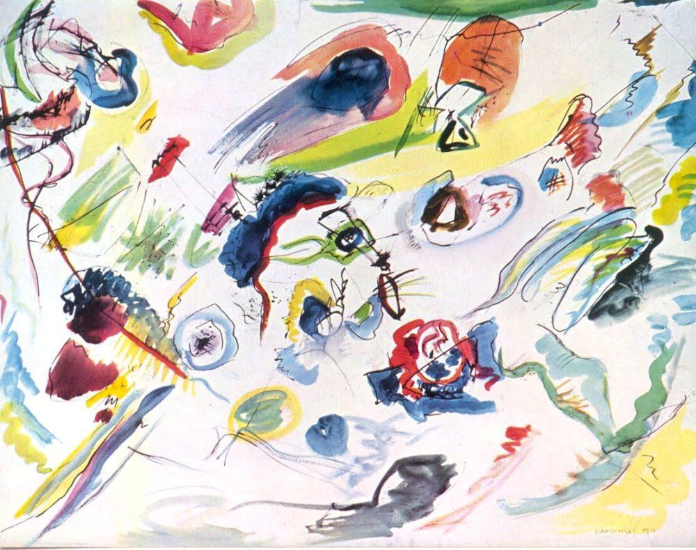kandinsky-1ªacuarela-abstracta-1911