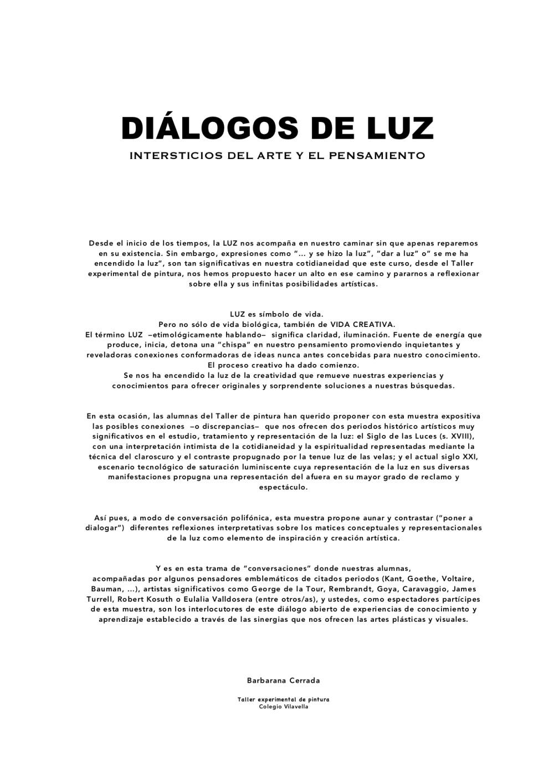 TEXTO_DEF_EXPO19_DIALOGOS DE LUZ_Intersticios del arte y el pensamiento